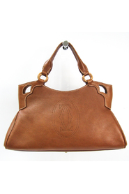 Leather Marcello Handbag