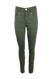 Olive 2-Biz Lunar Olive Green Pants