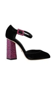 Zapatos de cristal de Maria Janes