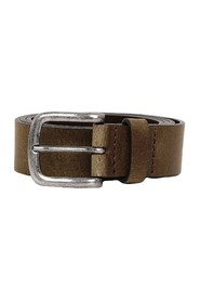 DIESEL 00J4GY KXB2M BASEX BELT Unisex Boys DARK BROWN