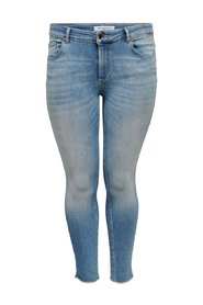 Skinny fit jeans Curvy CarWilly reg ankle
