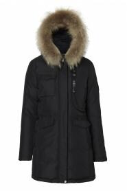 Livigno Long Coat