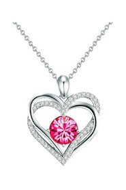Necklace with Swarovski crystals®