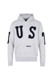 Just Junkies Stansted Hoodie - Chalk