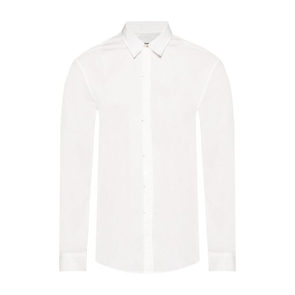 PS By Paul Smith Shirt med skjult stolpelukning