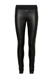 Leggings NW Læder-Look