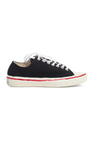 Logo Patch Low Top Sneakers