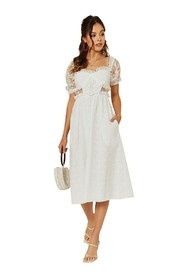 SADIE MIDI DRESS