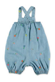 Embroideries jumpsuit