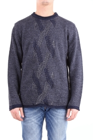 Sweater Men Blue and gray
