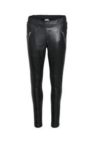 Sofie leather pants