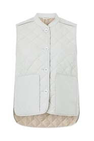 SHORT QUILTED WAISTCOAT