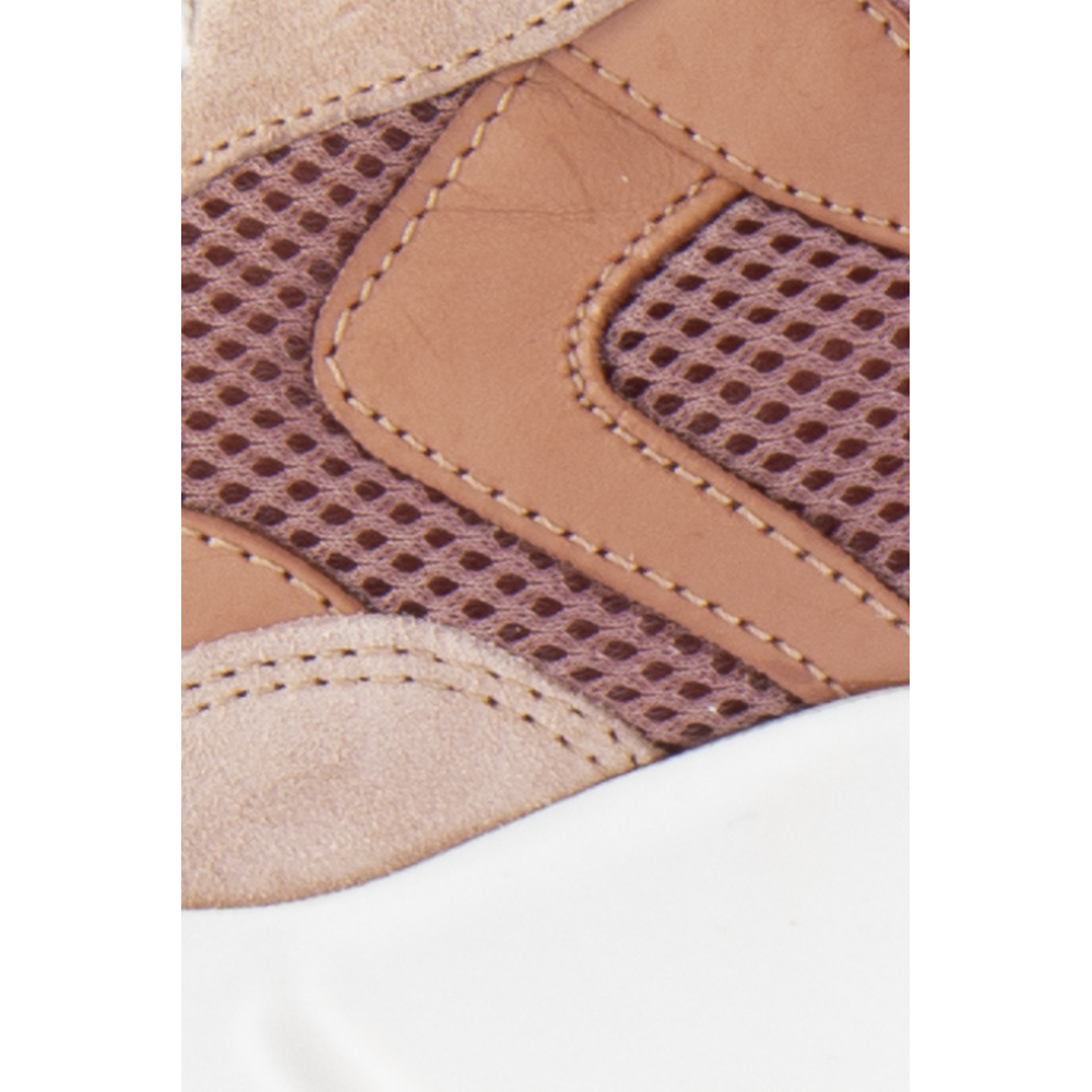 Voile Blanche Pink Sneakers Voile Blanche