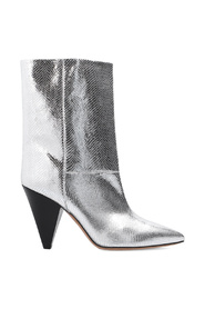 Locky heeled ankle boots