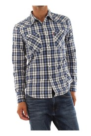 LEVIS 65816 0331 BARSTOW SHIRT Men blue