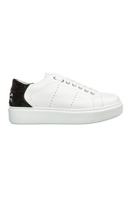 women's shoes leather trainers sneakers skull