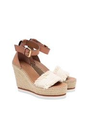 wedge canvas natural