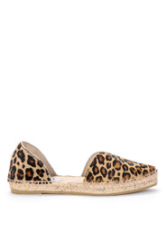 Slip on espadrillas Dakota in cavallino maculato
