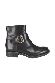 A Pair Boot Gold Detail