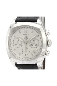 Monza Automatic Stainless Steel  Sports Watch CR2114
