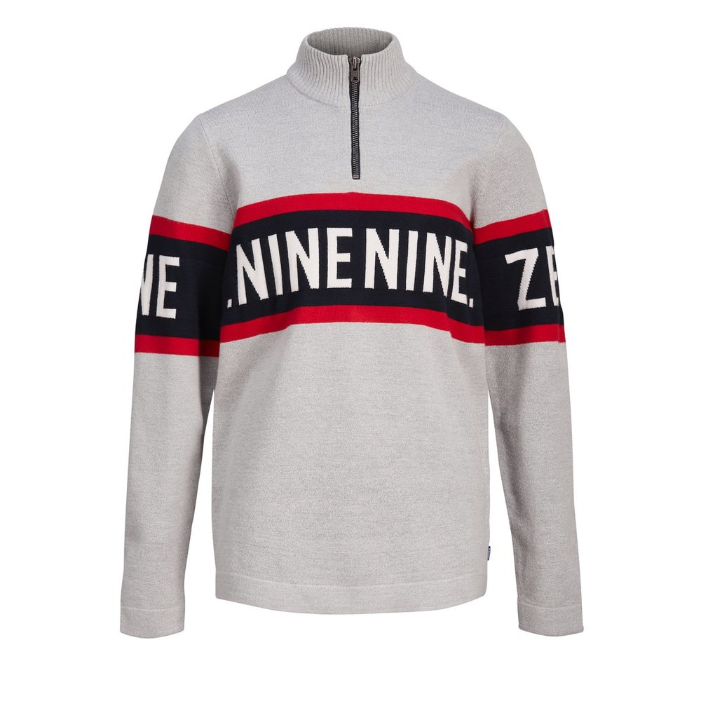 Knitted Pullover High-neck boys