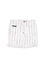 Pantalones Vaqueros Cortos Elásticos