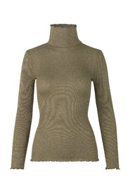Wool - T-shirt - Turleneck Regular Long Sleeve