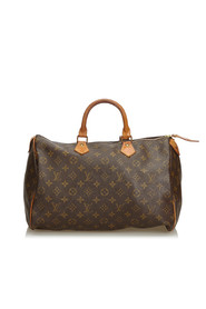 Monogram Speedy 40 Canvas Bag