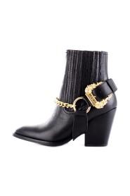 VERSACE JEANS E0VUBS1071161 Støvler Kvinder BLACK