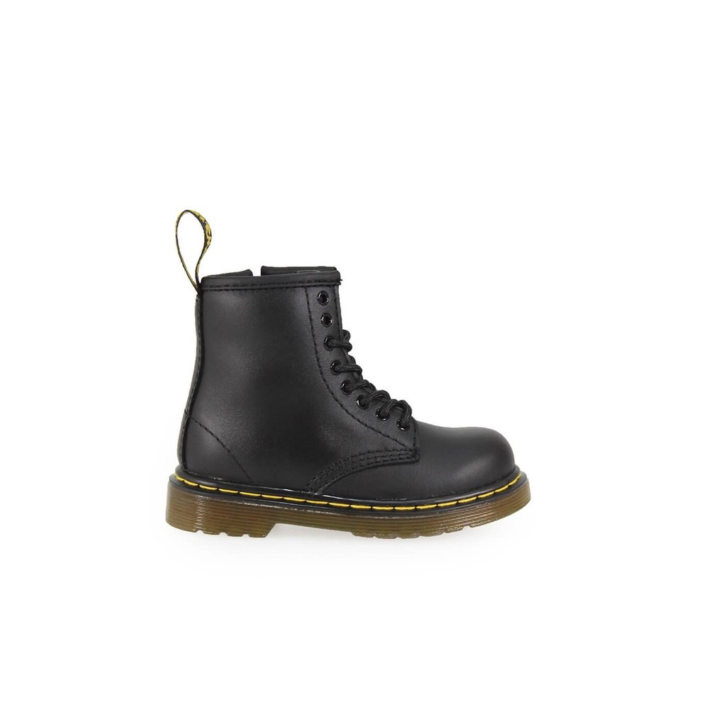 BROOKLE BABY BLACK BOOTS