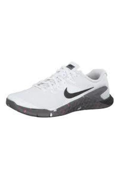 wholesale dealer e01c5 47250 NIKE - METCON 4 - FITNESS  CROSS.FIT.SKO - HVID.GRÅ