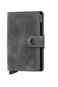 Secrid Miniwallet Vintage Grey/Black 8718215285939