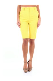 ACTUALEE 4134PA002696 bermuda Women Yellow