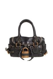 Leather Paddington Satchel