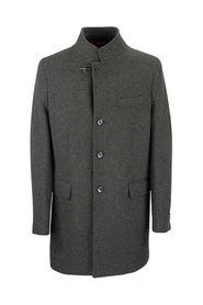 DUTY WOOL COAT