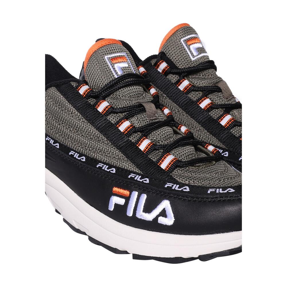 Black  Flat schoenen | Fila | Sneakers | Herenschoenen