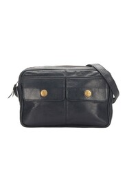 Pre-owned Crossbody Bag Leather Calf