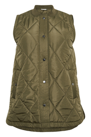 Malina Quilted Waistcoat