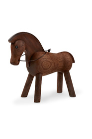 Hest - Olieret Valnød