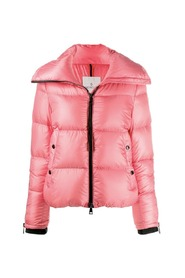 Bandama Quilted Down Jacket