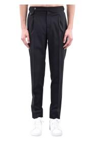 Pantaloni doppia pinces
