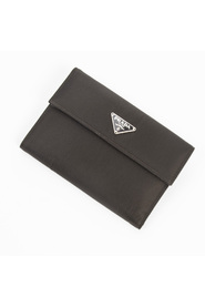 Pre-owned Compact Bifold Wallet