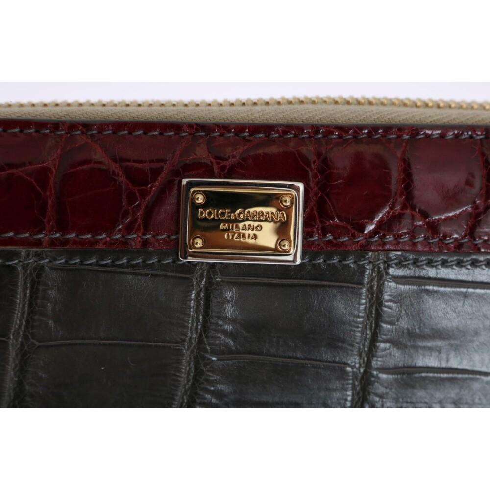 Dolce & Gabbana Multicolor Continental Wallet Dolce & Gabbana