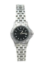 pre-owned Stainless Steel 2600L Quartz Wristwatch