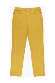 Gul Holzweiler Holzweiler Connie Jeans - Yellow Bukse