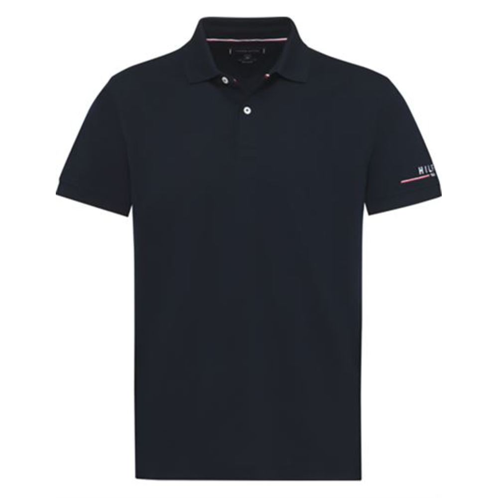 Tommy Logo Polo T-shirt