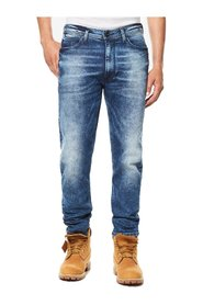 Jeans  Athletic Tapered Stonewash