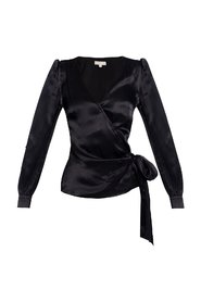 Top with tie fastening