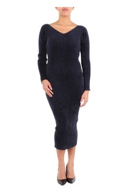 FW180025 knitted dress
