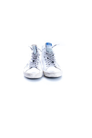 Francy suede patch sneakers